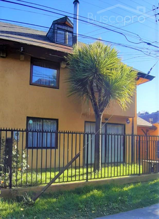 Amplia casa pareada en venta Lomas San Andres, Concepcion