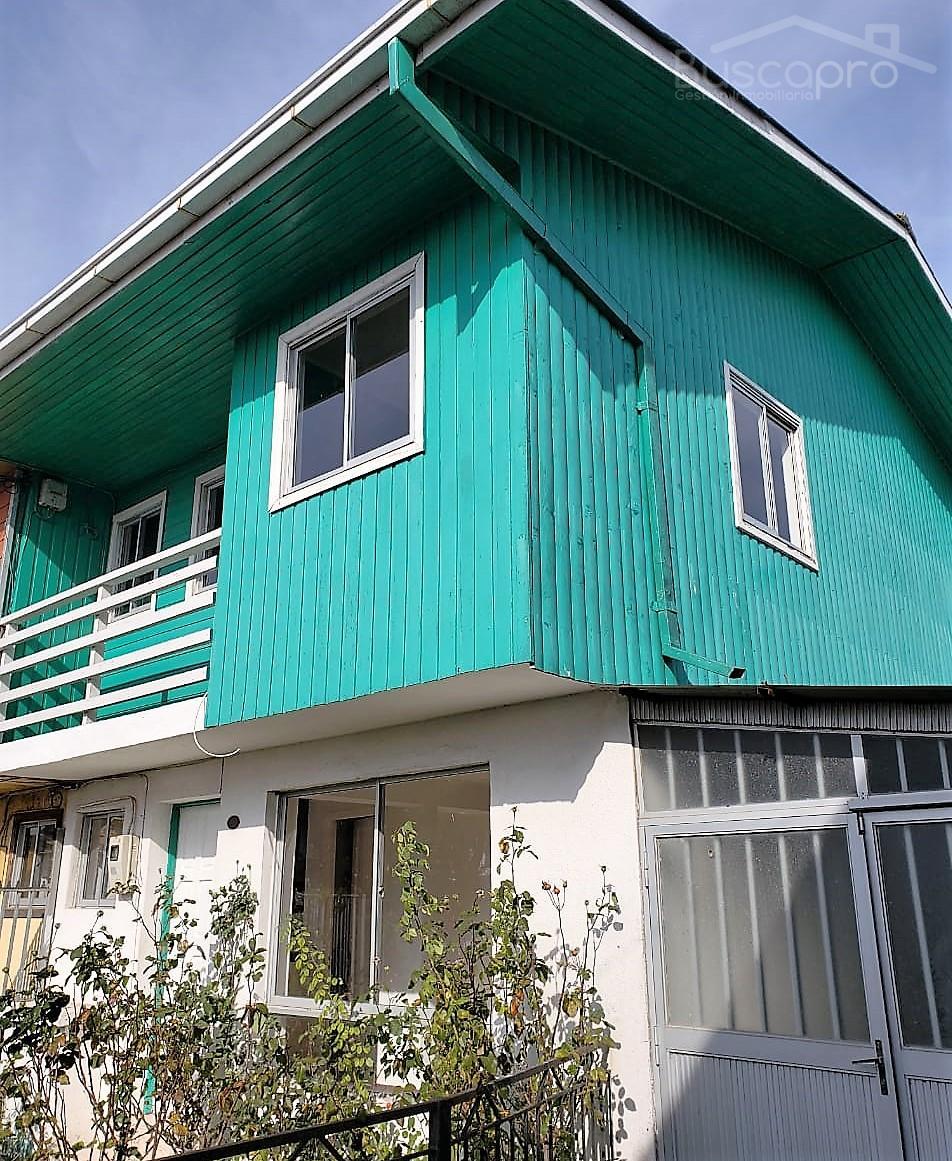 Casa Pareada en venta sector Las Salinas, Talcahuano