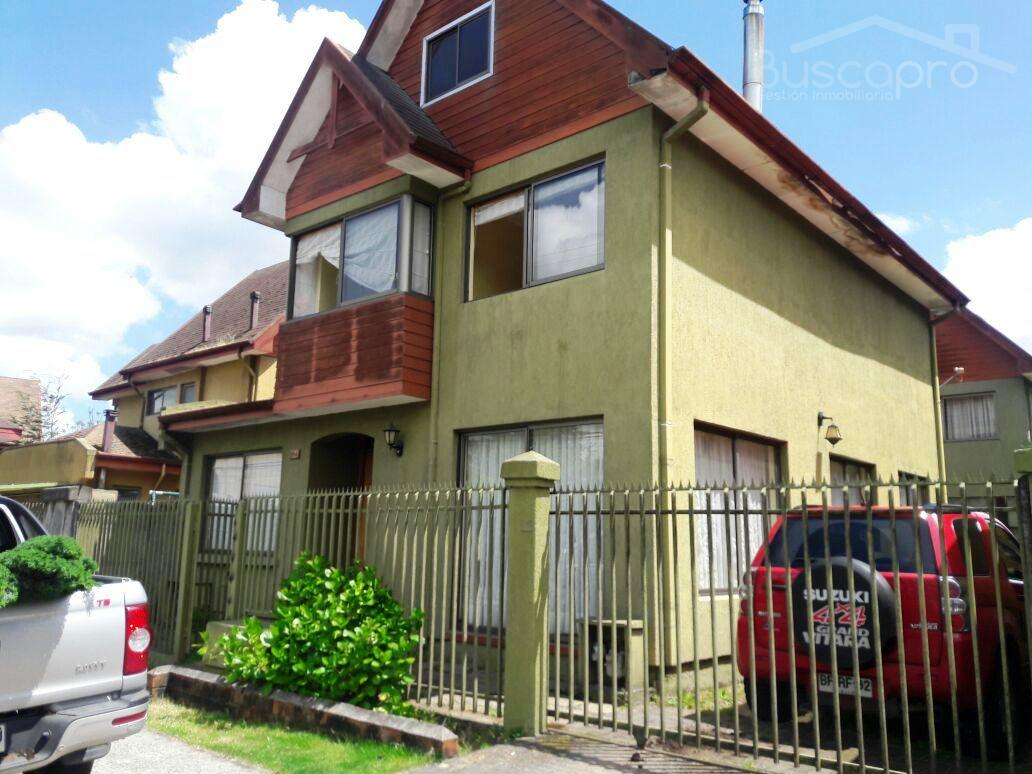 Casa 6D 3B 3E, arriendo en Chiguayante, mansarda habilitada
