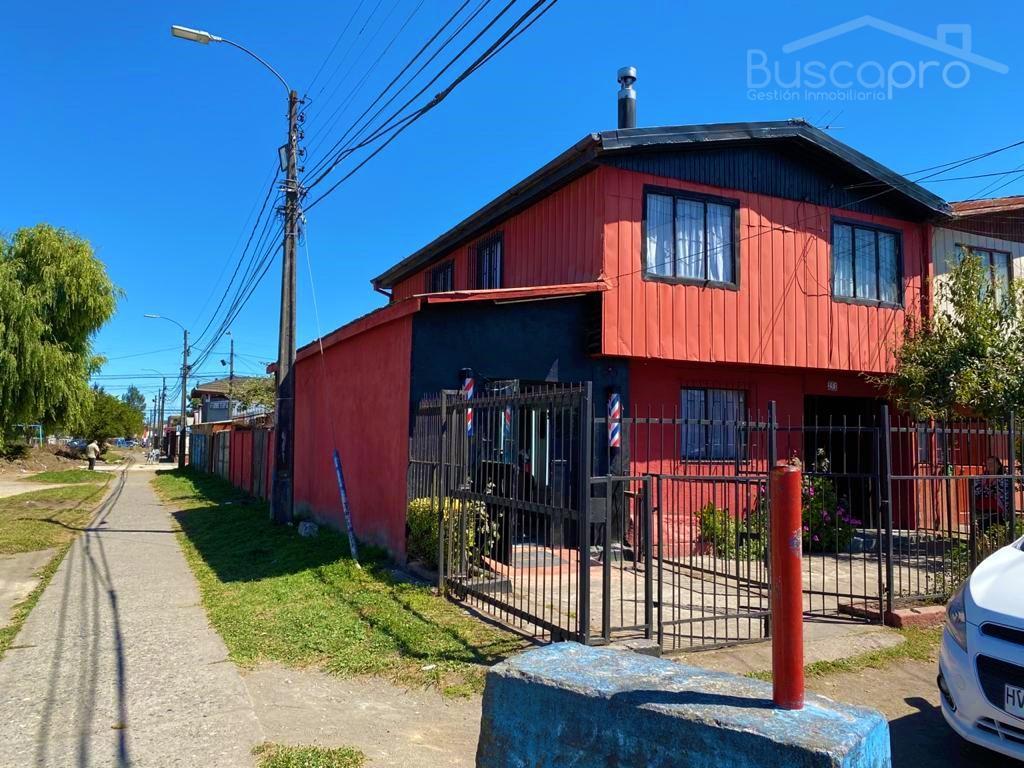 Gran casa esquina Candelaria con Local Comercial