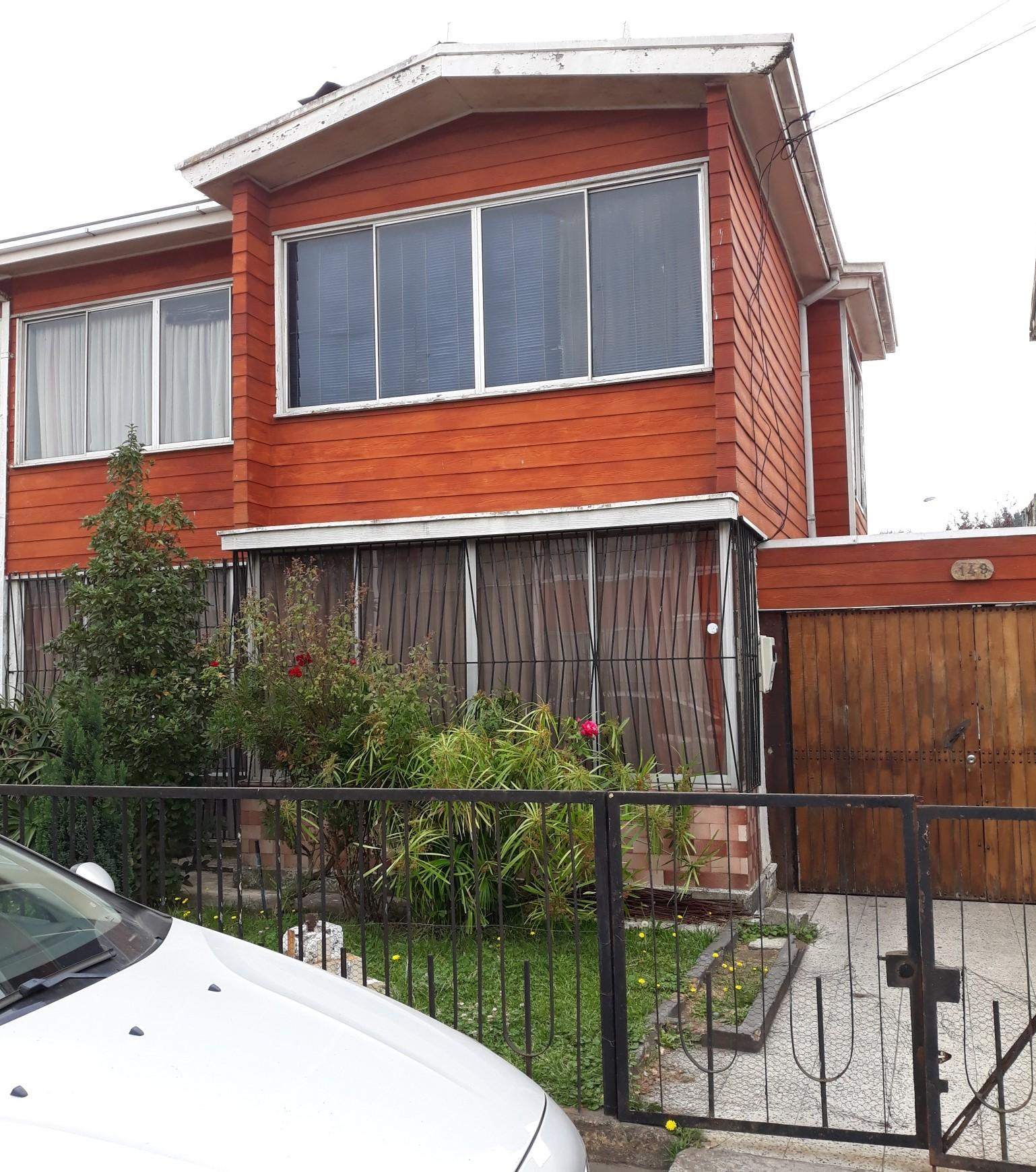 Casa 5D en venta sector Higueras, Talcahuano