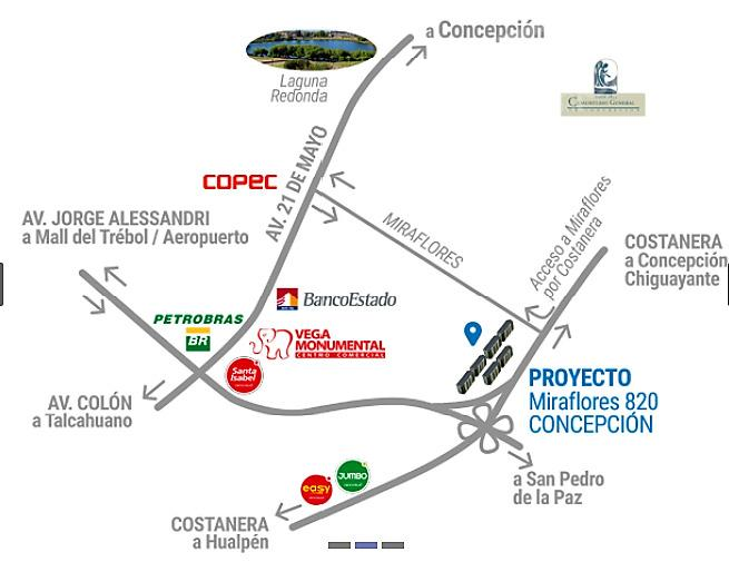 Departamento Amoblado 1D 1B a pasos Vega Monumental